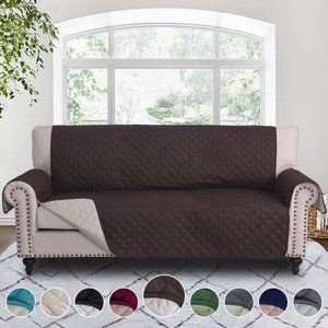 RHF Reversible Sofa Cover, Couch Covers